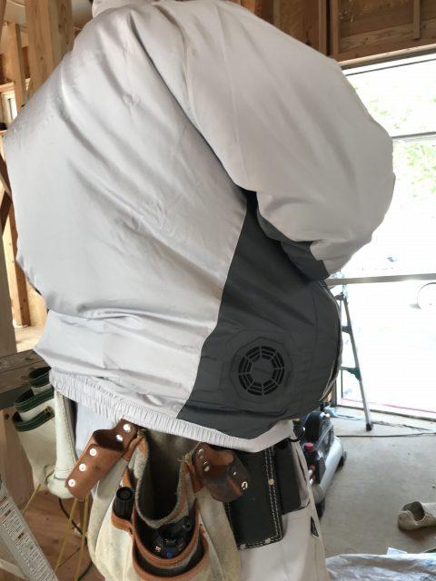 空調作業服